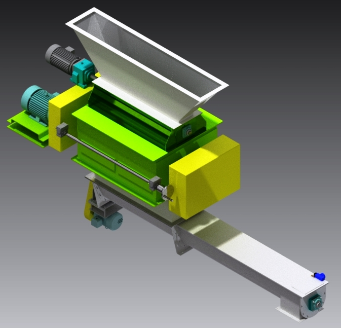 Feed Mill Systems Design Layout Amp Engineering Of Grain